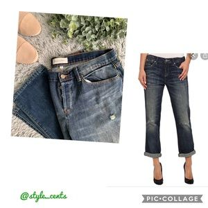 🌿Henry & Belle Soft Distressed Ankle Jeans🌿